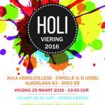 Holi-Phagua Viering | 25 maart 2016