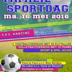 Familie Sportdag | 16 mei 2016