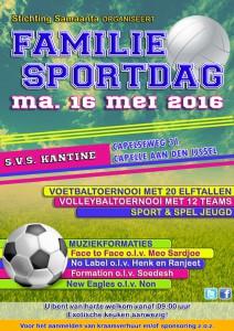 Sportdag 1 2016