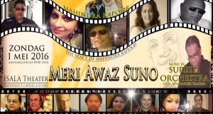 Meri Awaz Suno | 1 mei 2016